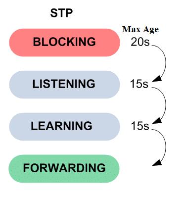 Etats des ports STP