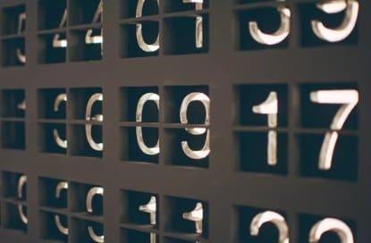 Le code décimale