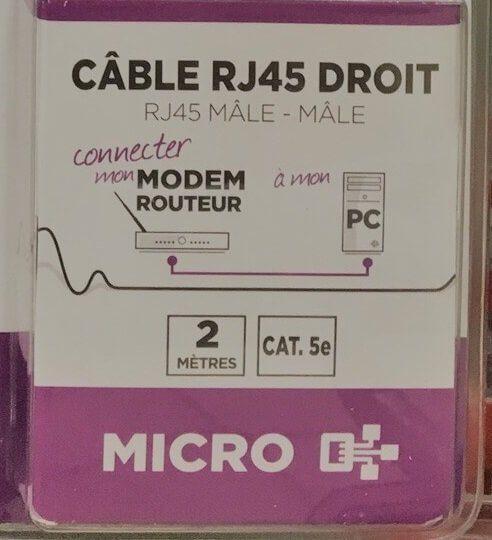 Le câblage informatique 2
