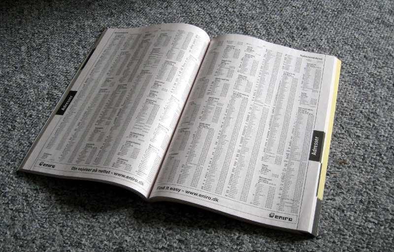 Table ARP = Annuaire téléphonique !