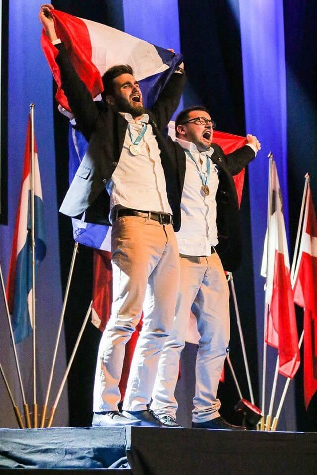 Les Olympiades des métiers 3
